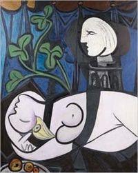 Picasso Nu au plateau de sculpteur