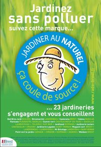 Jardiner au naturel _ Ca coule de source