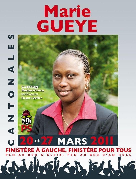 Marie GUEYE
