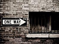 One Way C-Towner