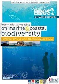 International meeting on marine and costal biodiversity