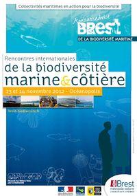 Brest biodiversite marine et cotière