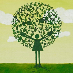 85490a_ecologie-solidarite-illustration-arbre-silhouettes-ensemble