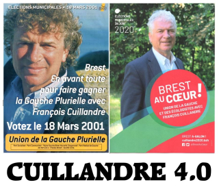 François Cuillandre 2001 2020